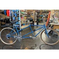 Used Bike Used Schwinn Twinn Sport Tandem Blue