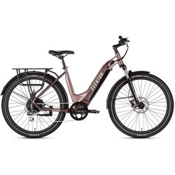Aventon LEVEL STEP-THROUGH COMMUTER EBIKE