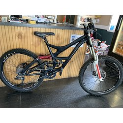 Used Bike Used Specialized Downhill MTB 18