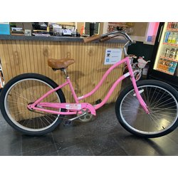 Used Bike Used Tuesday June 1 Pink