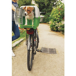 Bellelli Pet basket, Peggy seat tube mount