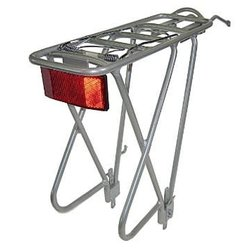 Biria Rear Rack Carrier Alloy City 3 Leg