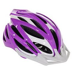 Kent International CAPSTONE PURPLE & WHITE-IN-MOLD