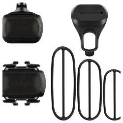 QBP Brand Garmin Bike Speed Sensor and Cadence Sensor, Black