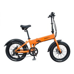 Biria Electric Folding Bike S2 Series