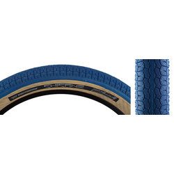 SE Bikes TIRES CHICANE 26x3.5 BU/TAN WIRE/72