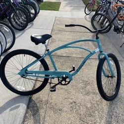 Used Bike Used Electra Cruiser 1 Cadet Blue