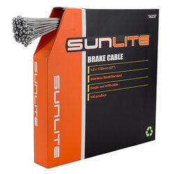Sunlite Brake Cables 1.6x1700