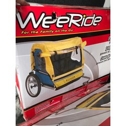 Kent International Wee Ride - Bicycle Trailer