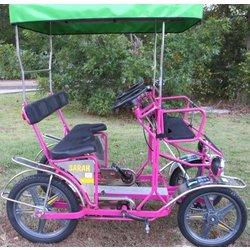 NewTecnoArt Used 2015 Sport Surrey Bike-Sarah