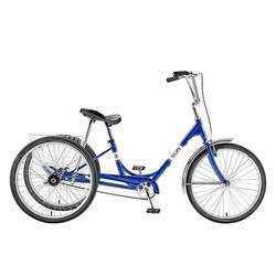 Sun Bicycles Adult Trike w/ Basket 24