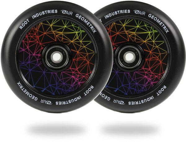 Root Industries AIR Wheels 110mm - Black / Geometrix
