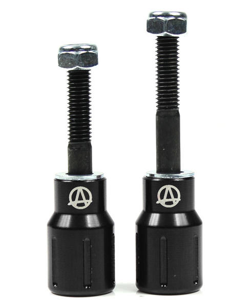 Apex Barnaynay Scooter Pegs - Anodized Black