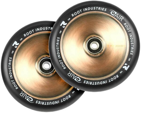 Root Industries AIR Wheels 110mm - Black / Coppertone