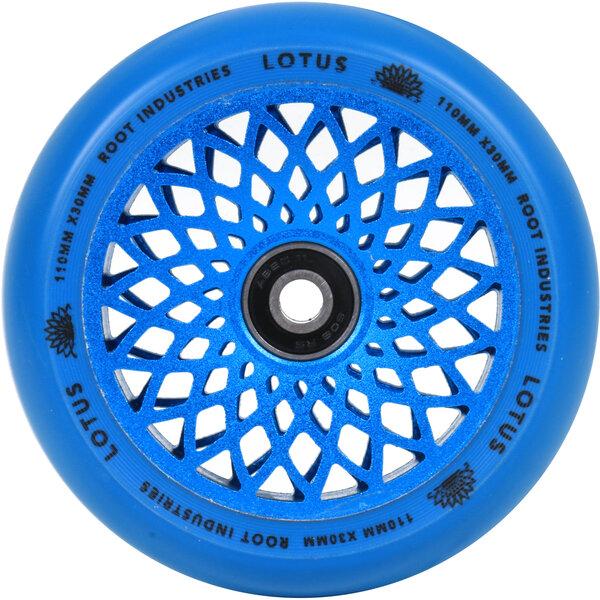 Root Industries Lotus Wheels 110mm x 24mm - Blue