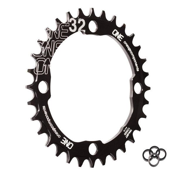 OneUp Components 104 BCD NW Chainrigs
