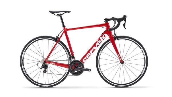 Cervelo R2 105 5800 Color: Red / White