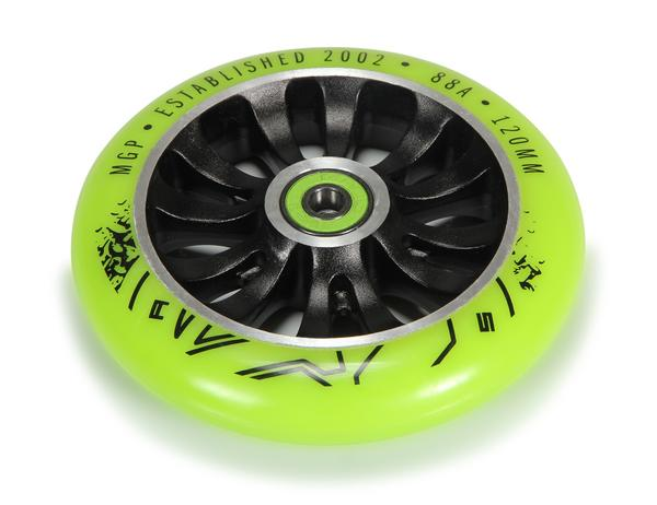 Madd Gear MGP 120mm Vicious Wheels