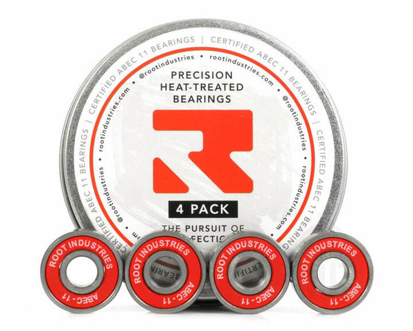 Root Industries ABEC 11 Bearings 4 Pack