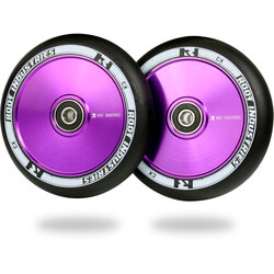 Root Industries AIR Wheels 110mm - Black / Purple