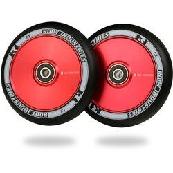 Root Industries AIR Wheels 110mm - Black / Red