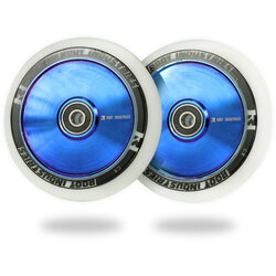 Root Industries AIR Wheels 110mm - White / Blu-Ray
