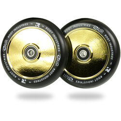 Root Industries AIR Wheels 110mm - Black / Gold