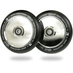 Root Industries AIR Wheels 110mm - Black / Mirror