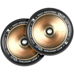 Root Industries AIR Wheels 110mm - Black / Coppertone
