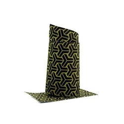 BarWraps Geometric - Black / Gold