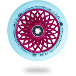 Root Industries Lotus Wheel 110mm x 24mm - Pink / Isotope