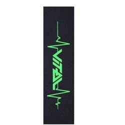 Vital Heartbeat Grip Tape - Green