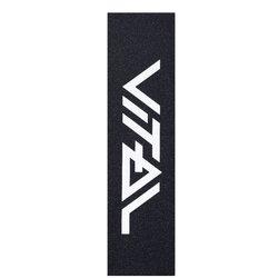 Vital Logo Grip Tape - White