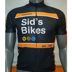 Sid's Bikes Subway LTD Jersey