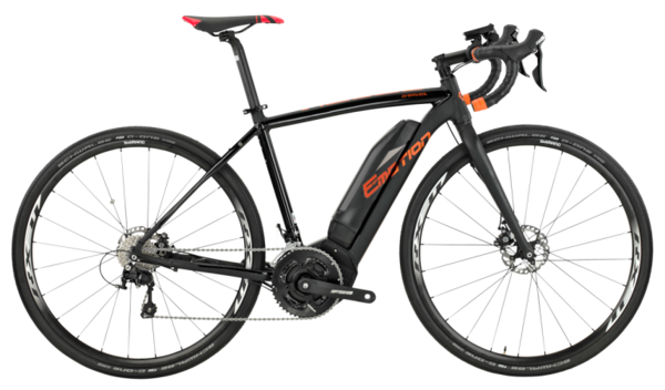 BH Bikes REBEL GRAVEL-X PW Electric Bike