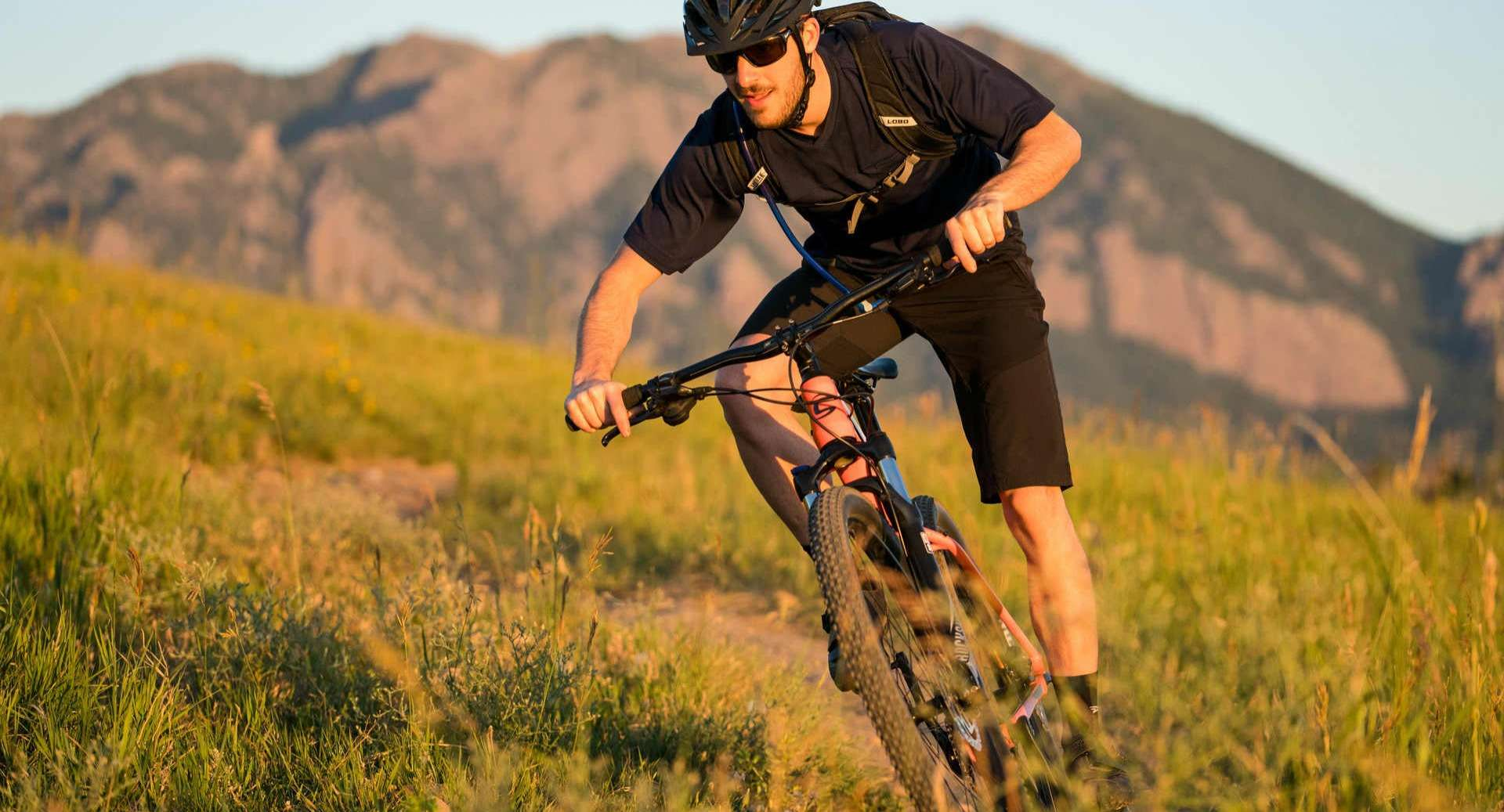 Riding Style - Cannondale Trail Bike