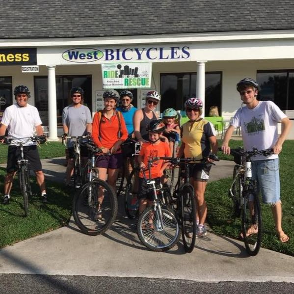 Join Us for a group ride or West Bikes supported event