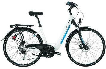 Women's electric bike