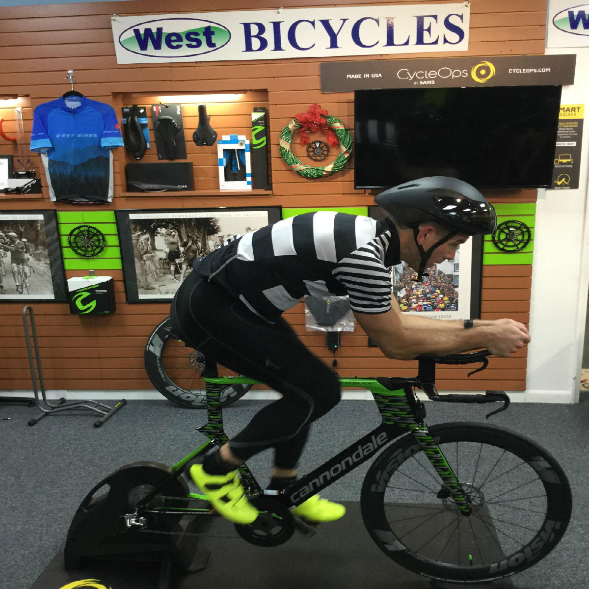 Bike Fit at West Bikes