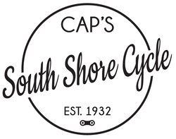 Caps South Shore Cycle Logo