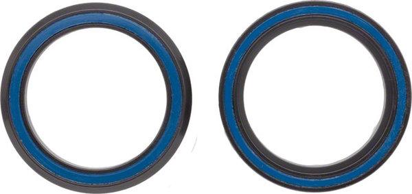 "Cane Creek Cane Creek 40-Series Black Oxide Steel Cartridge Bearings 1-1/8"""