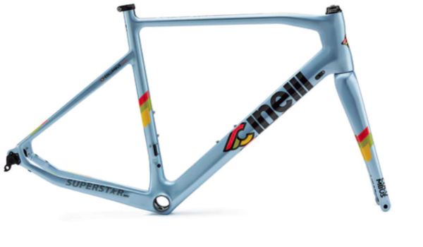 Cinelli Superstar Disc Frameset