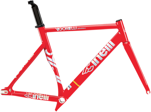 Cinelli Vigorelli Shark Frameset