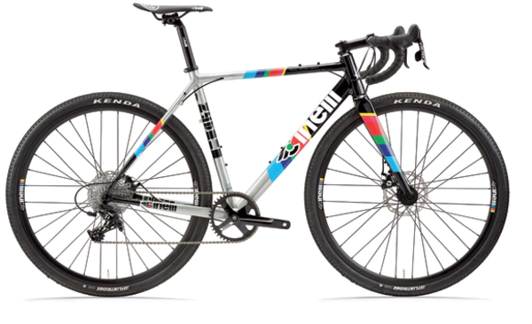 """Cinelli Zydeco Bike """"Full Color"""""""