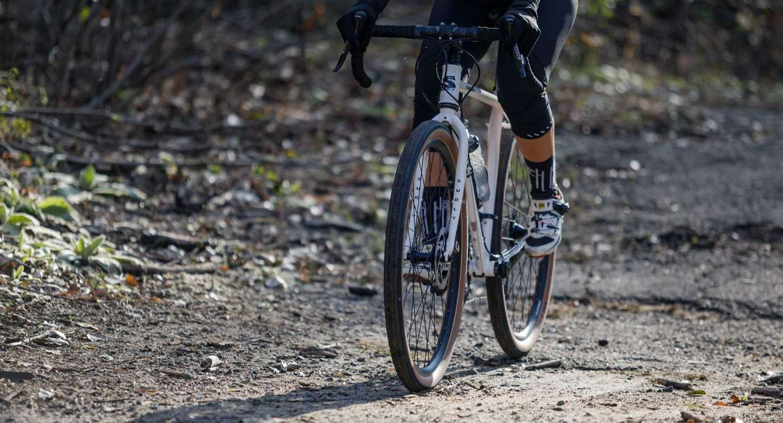 Gravel bike ride