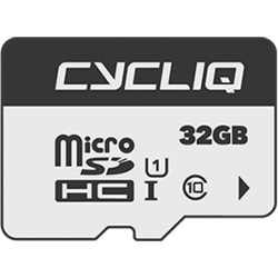 Cycliq Cycliq 32GB microSD Card