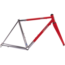 Cinelli Xcr Stainless Steel Road Frameset