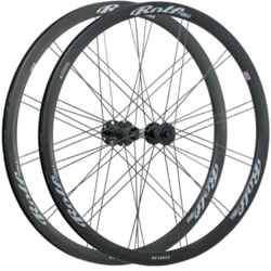 Rolf Prima Echelon Disc Wheelset