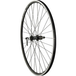Quality Wheels Shimano 105 5800 11s, DT R460, DT Champion All Black 32H Rear Wheel