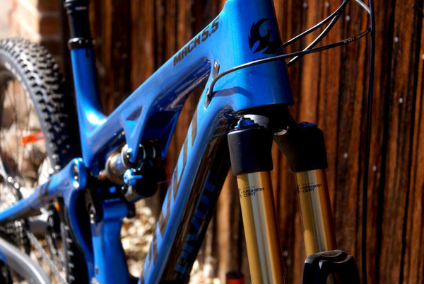 Pivot Cycles Mach 5.5 PRO XT/XTR 12 Speed